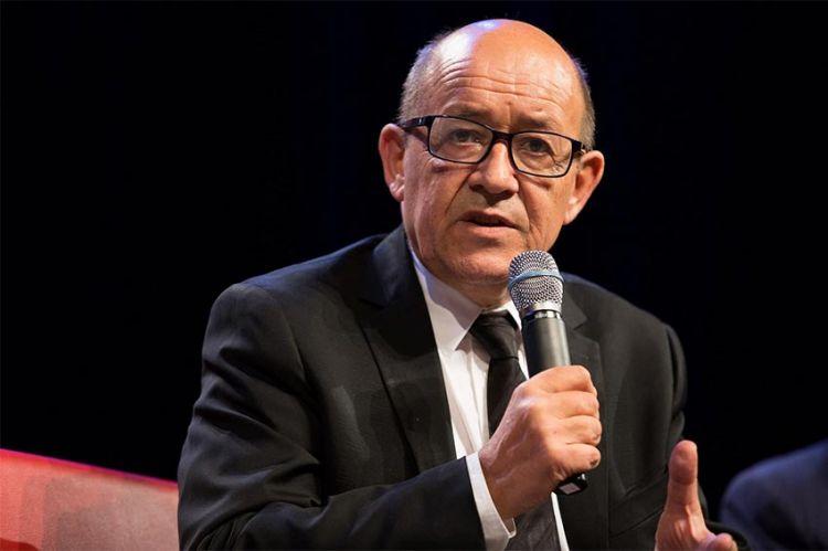 """Jean-Yves Le Drian invité ce soir de BFMTV pour la spéciale """"Planète corona : le monde entier touché"""""""