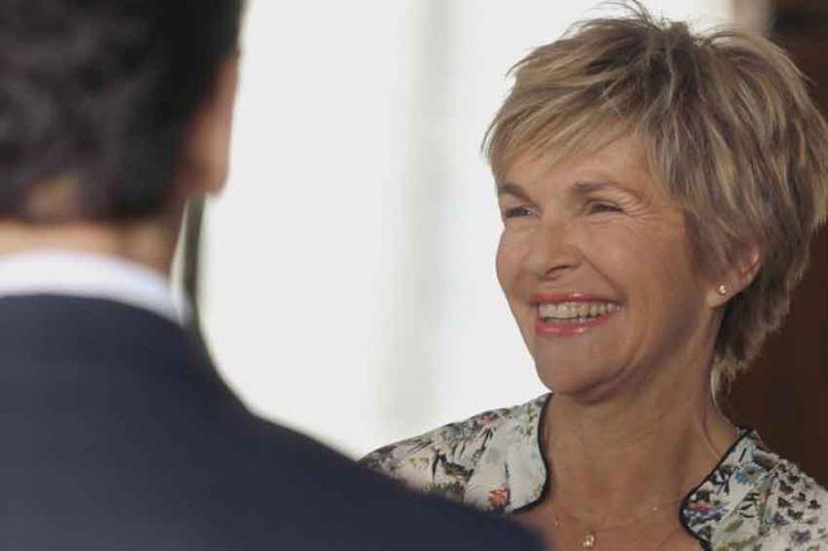 """""""Demain nous appartient"""" : Véronique Jannot évoque son arrivée dans la série de TF1"""