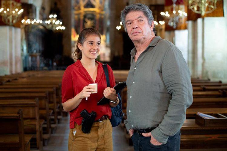"""""""Meurtres à Toulouse"""" samedi 29 mai sur France 3 avec Lionnel Astier et Camille Aguilar"""