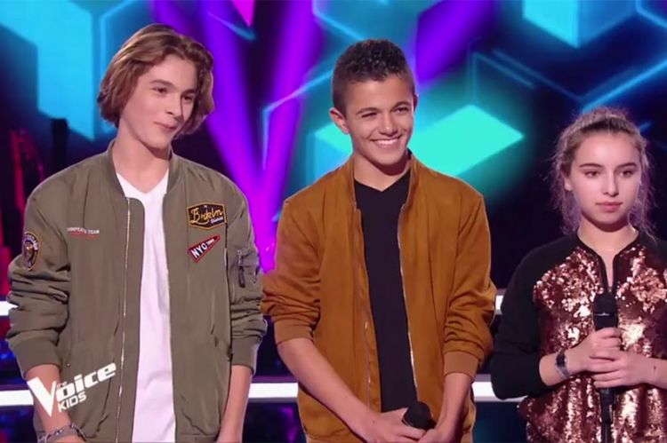 "Replay ""The Voice Kids"" : battle Nassim, Hindy & Zoé sur « We found love » de Rihanna (vidéo)"
