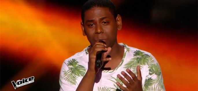 "Replay ""The Voice"" : Fabien Cornelius interprète « Who's Lovin' You » des Jackson 5 (vidéo)"