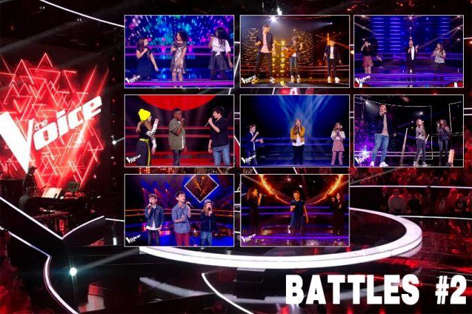 """Replay """"The Voice Kids"""" samedi 26 septembre : les 8 dernières Battles de la saison 7 (vidéo)"""