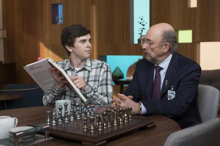 """Le final de la saison 1 de """"Good doctor"""" sera diffusé le 30 octobre sur TF1"""