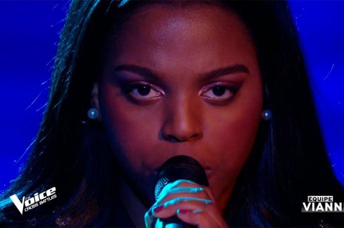 "Replay ""The Voice"" : Mentissa chante « Chandelier » de Sia (vidéo)"