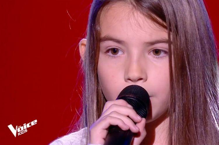 "Replay ""The Voice Kids"" : Maya chante « Shallow » de Lady Gaga et Bradley Cooper (vidéo)"