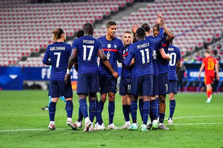 Football : France / Pays de Galles suivi par 6,9 millions de téléspectateurs sur TF1