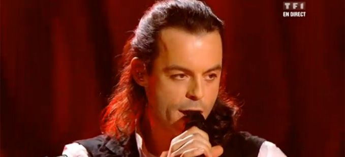 """The Voice"" Nuno Resende interprète « The great pretender » de Freddie Mercury (vidéo replay)"