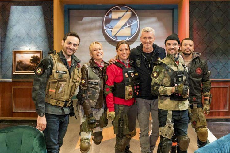 """""""District Z"""" vendredi 18 décembre sur TF1 : l'équipe reçue par Denis Brogniart & les 1ères images (vidéo)"""