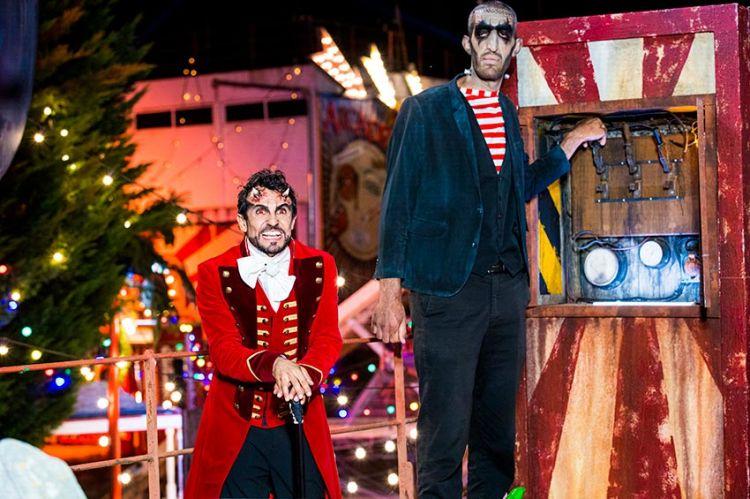 """""""Boyard Land"""" de retour sur France 2 samedi 7 novembre pour une spéciale Halloween"""
