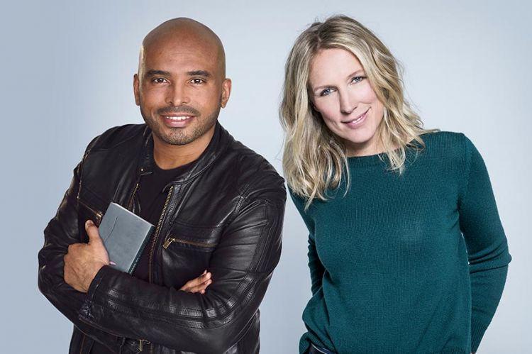 """""""Bel & Bien"""" : nouveau magazine bien être le samedi sur France 2 avec Agathe Lecaron & Ali Rebeihi à partir du 30 janvier"""