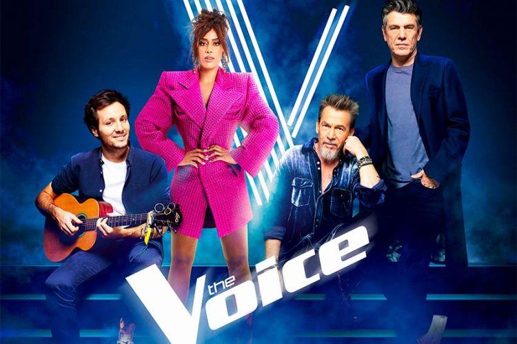 """""""The Voice"""" : voici les coachs de la saison 11 qui sera diffusée en 2022 sur TF1"""
