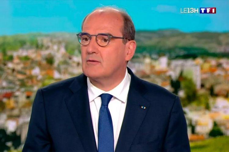 Pass Sanitaire : revoir l'interview de Jean CASTEX au 13H de TF1 mercredi 21 juillet (vidéo)