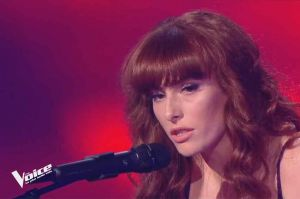 "Replay ""The Voice"" : Poupie chante « Wanabee » des Spice Girls (vidéo)"