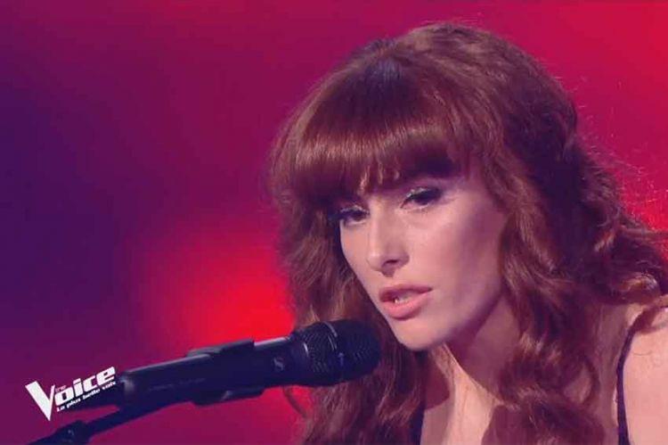 "Replay ""The Voice"" : Poupie chante « Wanabee » des Spice Girls (vidéo)"