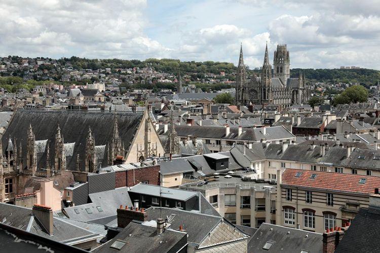 """""""Echappées Belles"""" : Week-end à Rouen, samedi 19 septembre sur France 5 (vidéo)"""