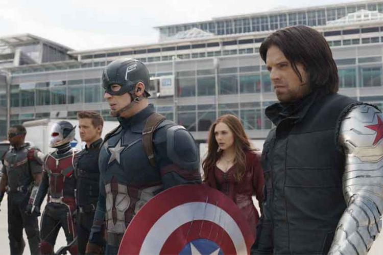 """Le film """"Captain America : Civil War"""" sera diffusé sur TF1 dimanche 21 avril"""