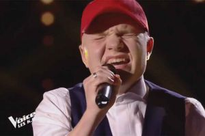 "Replay ""The Voice"" : Albi chante « She's Out Of My Life » de Michael Jackson (vidéo)"