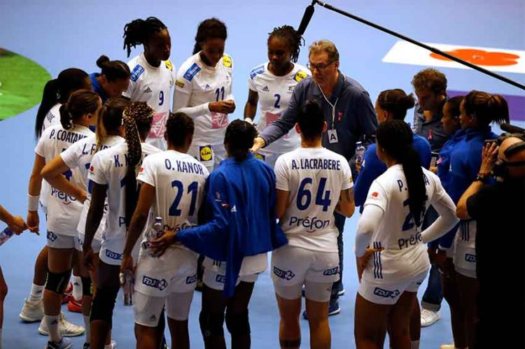 Handball féminin : la demi-finale France / Croatie diffusée en direct sur TMC vendredi 18 décembre