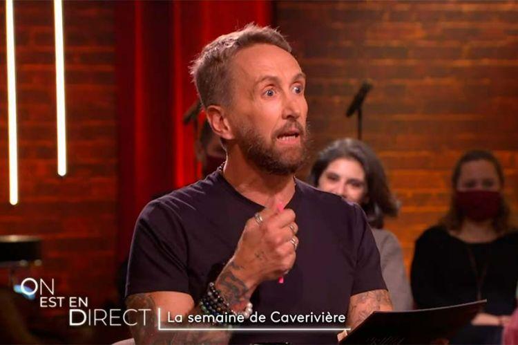 """""""On est en direct"""" : la semaine de Philippe Caverivière du 23 octobre (vidéo)"""