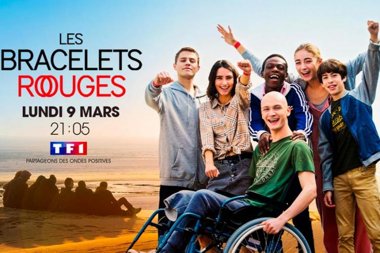 """""""Les bracelets rouges"""" : la saison 3 diffusée sur TF1 à partir du 9 mars"""