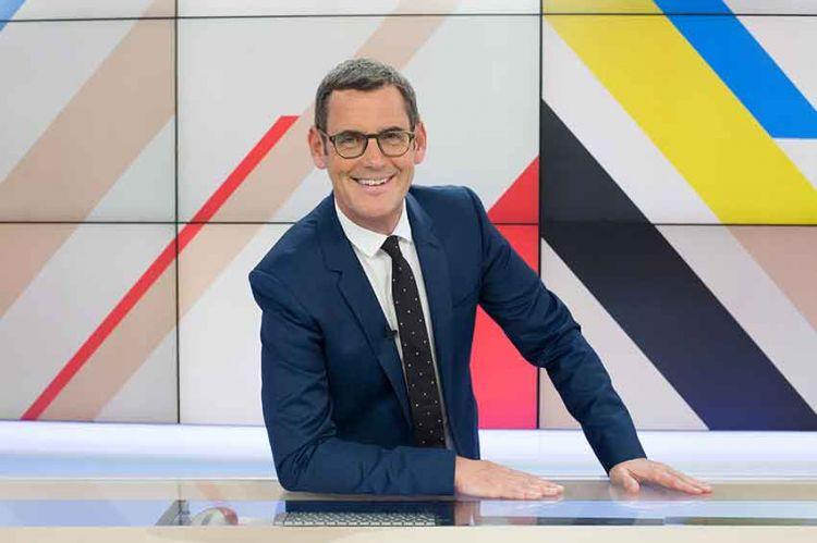 """""""Dimanche en politique"""" : Philippe Martinez sera l'invité de Francis Letellier ce 27 septembre sur France 3"""