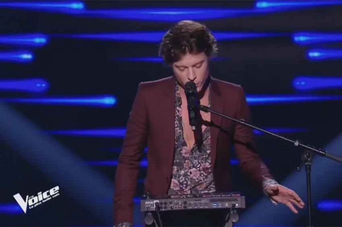 """Replay """"The Voice"""" : Sidoine chante « Réseaux » de Niska (vidéo)"""