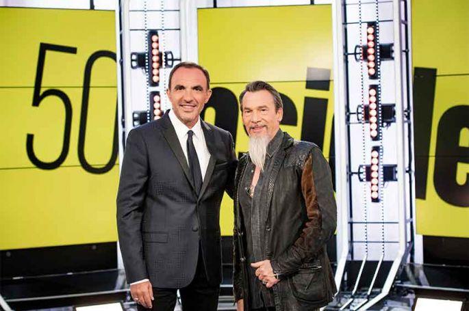 """50mn Inside"" : Florent Pagny sera l'invité de Nikos Aliagas samedi 12 octobre sur TF1"