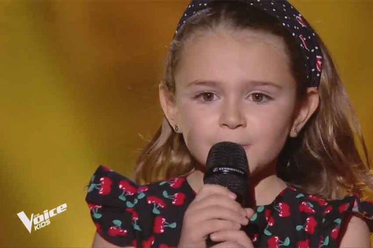 "Replay ""The Voice Kids"" : Maëline chante « Cœurdonnier » de Soprano (vidéo)"
