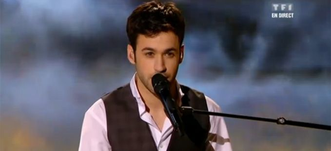"Vidéo Replay ""The Voice"" : regardez Anthony Touma qui interprète « Stay » de Rihanna"