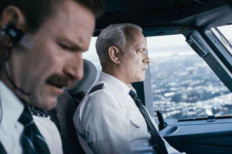 """Le film """"Sully"""" avec Tom Hanks diffusé sur TF1 dimanche 19 mai à 21:00"""