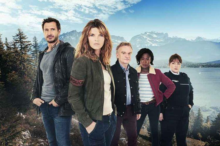 """Deux nouveaux épisodes de """"Cassandre"""" en tournage pour France 3 à Annecy & Lyon"""