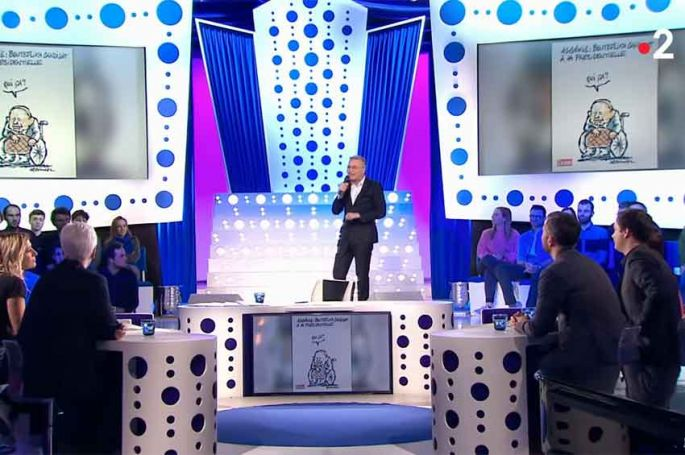 """Revoir ONPC : retour sur l'actualité de la semaine dans """"On n'est pas couché"""" du 16 février par Laurent Ruquier (vidéo)"""