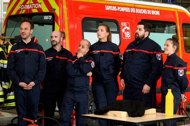 """""""Les touristes"""" : mission « pompiers » vendredi 3 janvier sur TF1"""