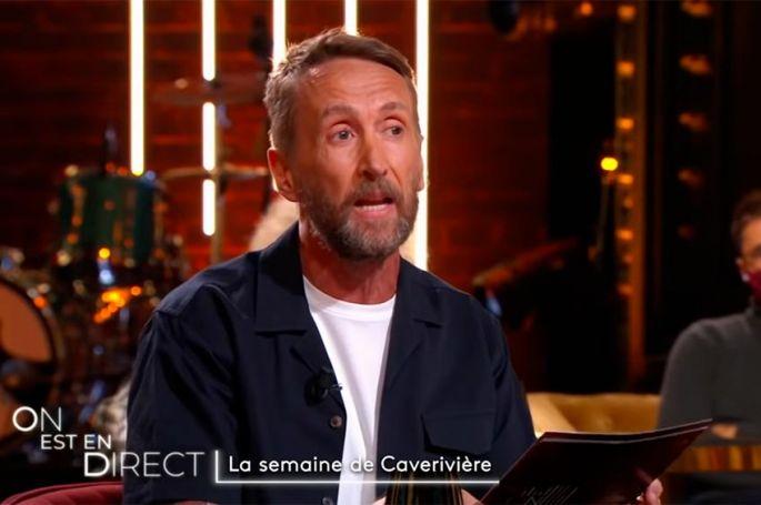 """Replay """"On est en direct"""" : la semaine de Philippe Caverivière du 24 avril (vidéo)"""