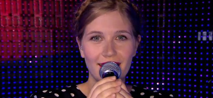 "Replay ""Nouvelle Star"" : Léopoldine reprend « Reality » de Richard Sanderson (vidéo)"