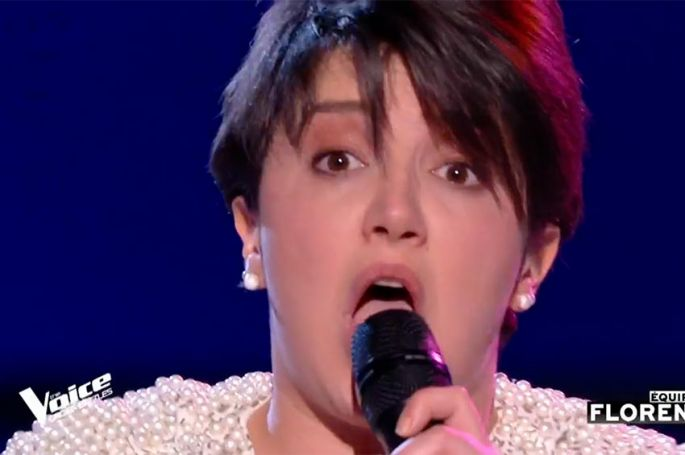 "Replay ""The Voice"" : Marie chante « What You Waiting For ? » de Gwen Stefani (vidéo)"