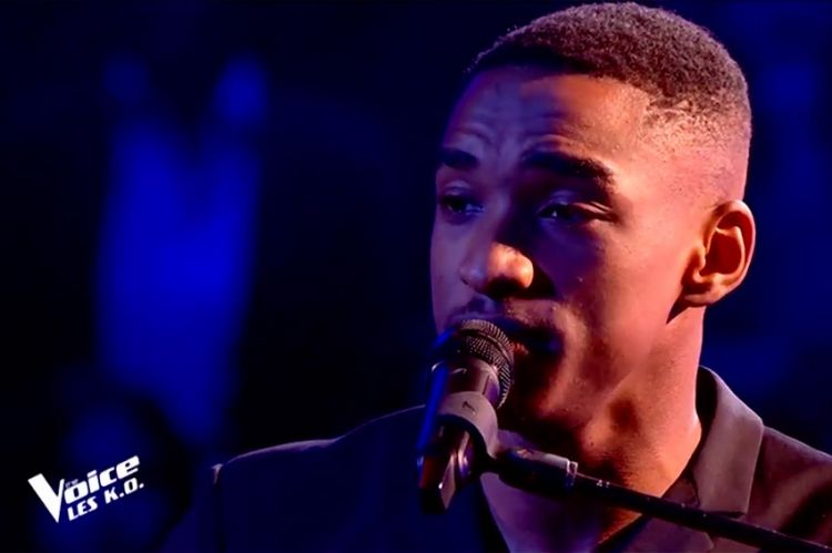 """The Voice"" : TF1 dévoile le K.O d'Abi sur « Another day in paradise » de Phil Colins (vidéo)"