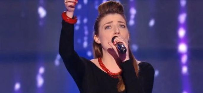 "Replay ""The Voice"" : Isa Koper chante « Georgia On My Mind » de Ray Charles (vidéo)"