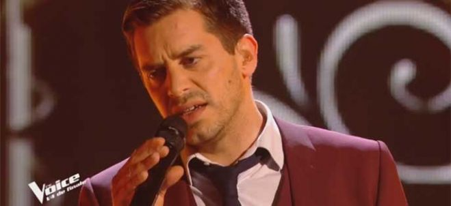 "Replay ""The Voice"" : Edouard Edouard chante « Rester femme » d'Axel Red (vidéo)"
