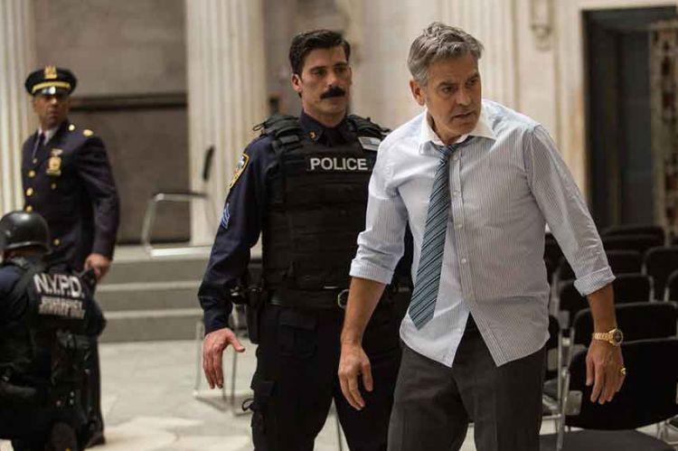 """Inédit : """"Money Monster"""" avec George Clooney et Julia Roberts dimanche 20 janvier sur TF1"""