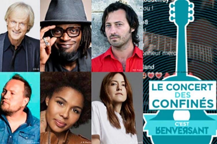 """""""Renversant ! Le concert des confinés"""", mercredi 22 avril sur France 3"""