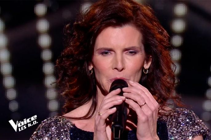 "Replay ""The Voice"" : Maria chante « Memory » de Barbra Streisand (vidéo)"
