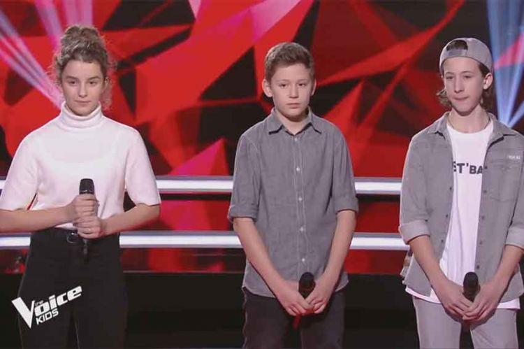 "Replay ""The Voice Kids"" : Joann, Alaïs & Esteban « Mon Everest » de Soprano (vidéo)"