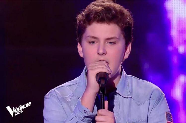 """""""The Voice Kids"""" : découvrez Maxence qui va chanter « All I ask » d'Adele samedi soir sur TF1 (vidéo)"""