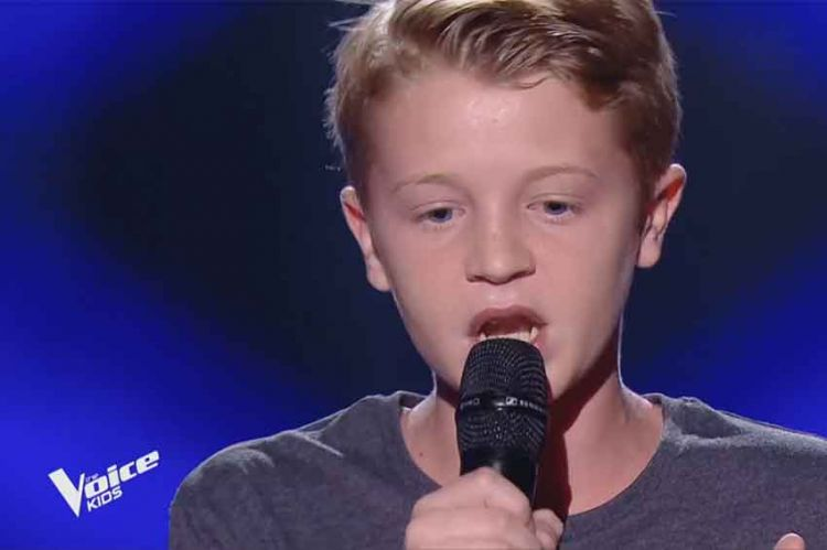"Replay ""The Voice Kids"" : Kylian chante « Dommage » de BigFlo & Oli (vidéo)"