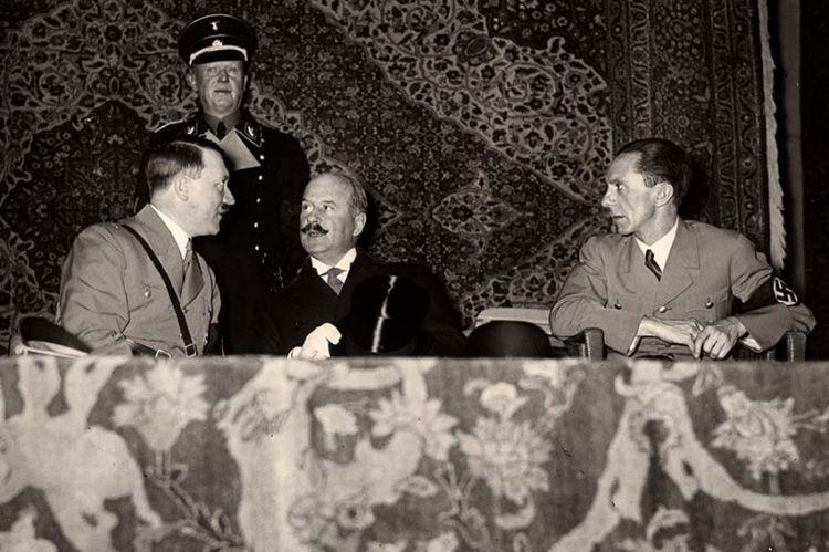 """""""La case du siècle"""" : « Secrets d'ambassades Berlin 1933-1939 », dimanche 19 septembre sur France 5"""