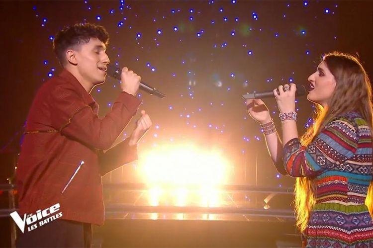 "Replay ""The Voice"" : Youssef Zaki & Anaïd. B chantent « Zina » de Babylone (vidéo)"