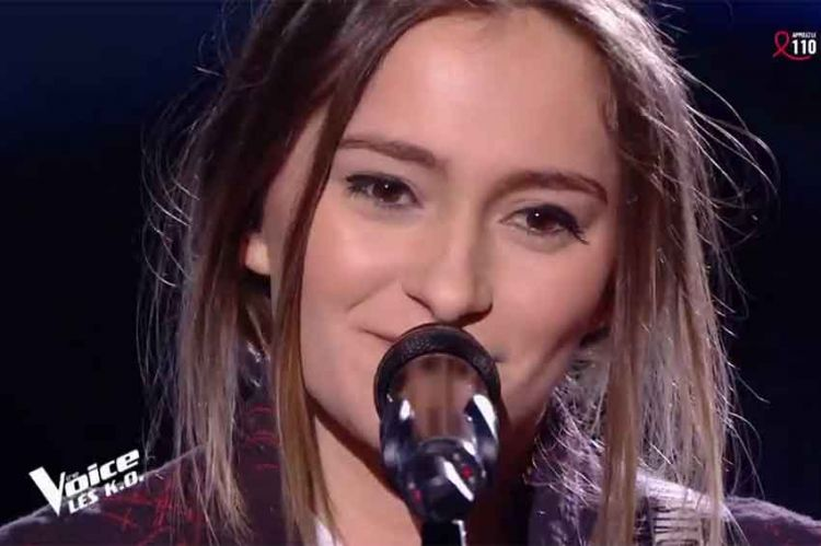 "Replay ""The Voice"" : Angie Robba chante « Forever young » d'Alphaville (vidéo)"