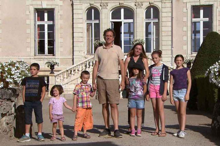 """""""Grands reportages"""" à la rencontre de familles qui mènent la vie de château, ce 21 juillet sur TF1"""
