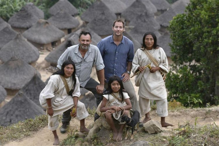 """""""Rendez-vous en terre inconnue"""" avec Thomas Pesquet chez les Kogis, le 4 décembre sur France 2"""